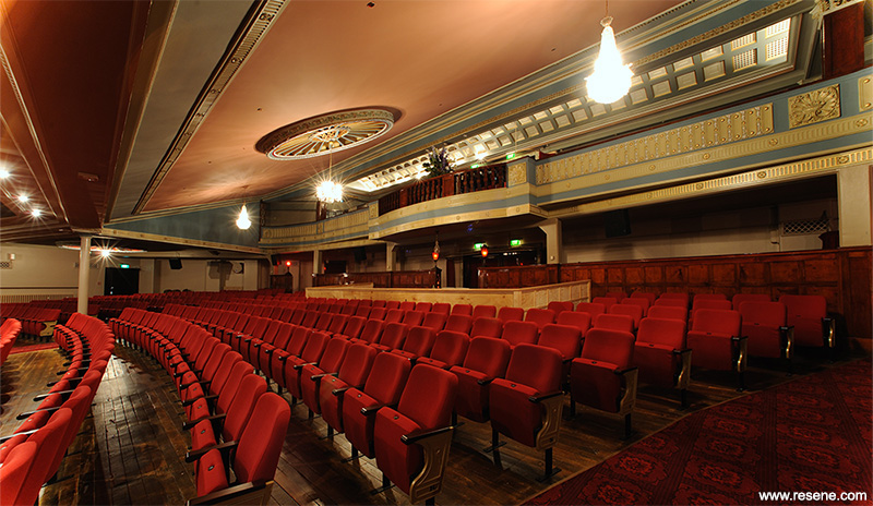 Regent Theatre Redevelopment Is The Winner Of The Master