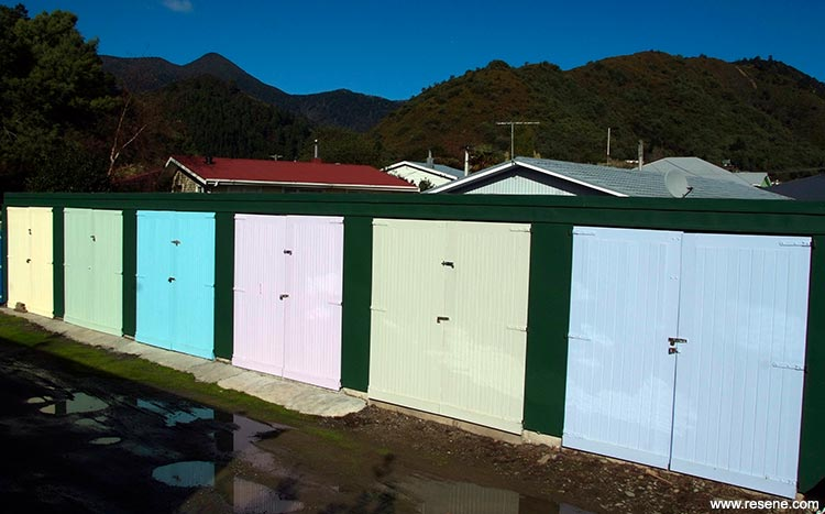 Boat Shed Doors Resene Total Colour Awards 2015