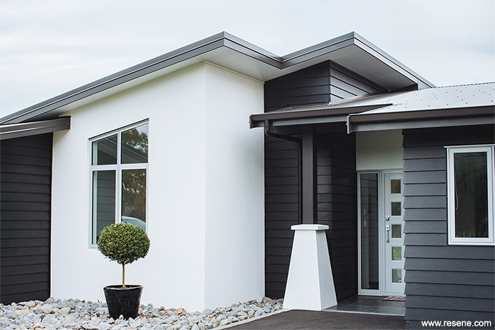 Collins House Westmere Resene Total Colour Awards 2014