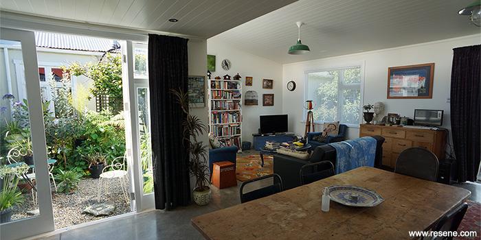 Richmond Street Villa Addition Resene Total Colour