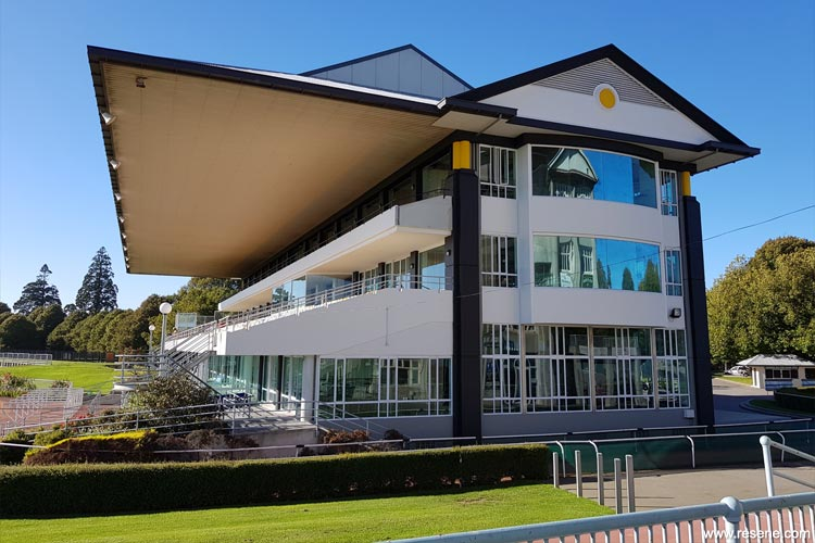 The Club Grandstand Riccarton Park