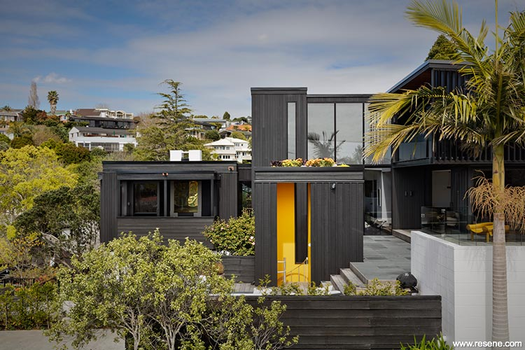 Railley House by Daniel Marshall of Daniel Marshall Architects