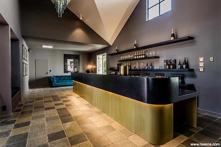 Palliser Estate Winery Tasting Room by Victoria Read of Aspect Architecture