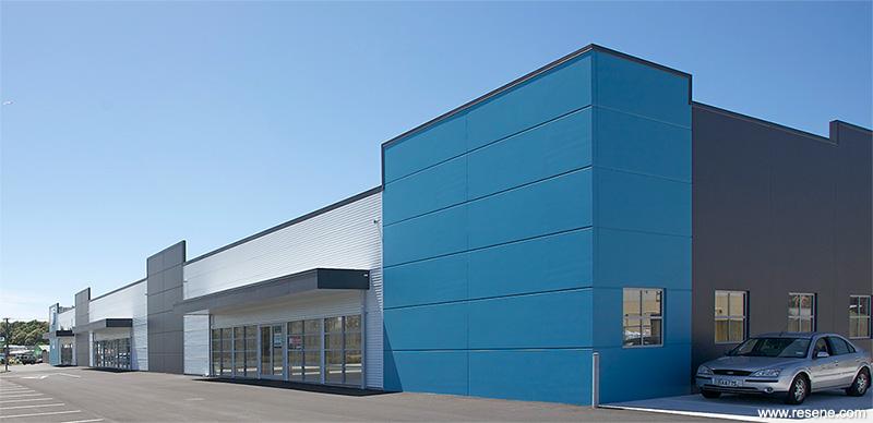 Katere Commercial Building Resene Total Colour Awards 2013