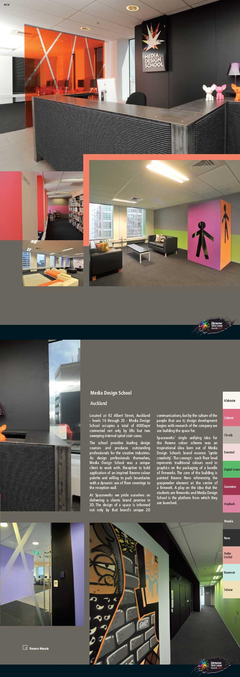 Media Design School Auckland