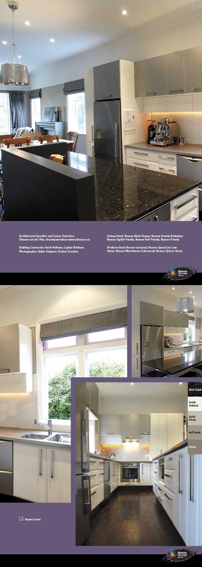 Wellington Kitchen And Living Room Renovation