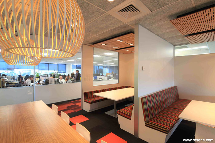 Air New Zealand Office Fitout Resene Total Colour Awards 2012