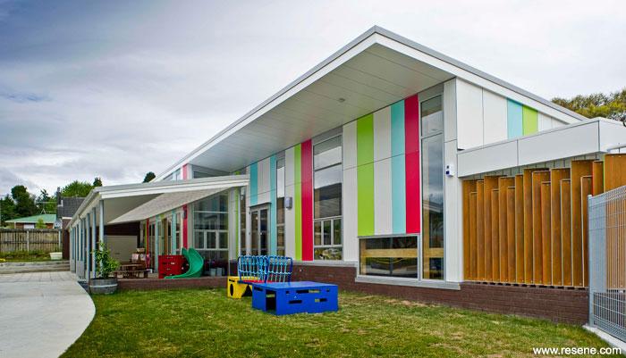 Silverstream Kindergarten Resene Total Colour Awards 2012