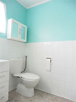 How to revamp a tired old bathroom