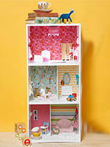 DIY dolls house