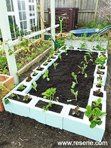 Make A Block Raised Garden Bed Weekend Diy Project 53